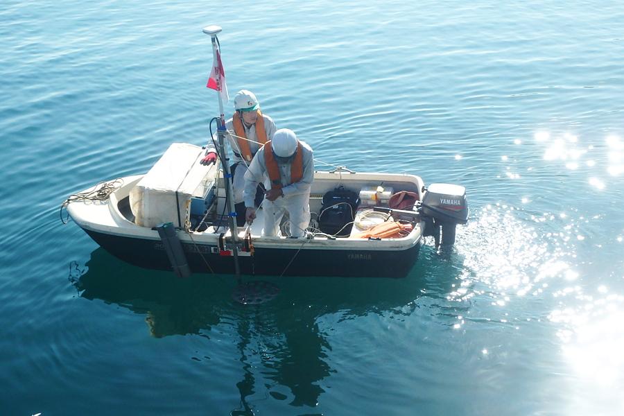 海洋調査部門